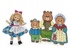 """8"""" Goldilocks"""
