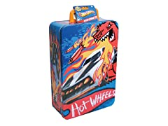 Hot Wheels 40 Car Tin Case