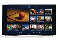 "75"" 1080p 1200 CMR 3D LED Smart TV with Wi-Fi"