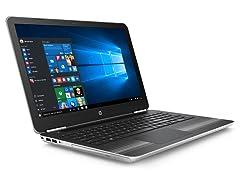 "HP Pavilion 15.6"" AMD Touch Laptop"