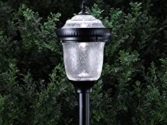 Westinghouse 4-piece Bastille Solar Pathlight Set