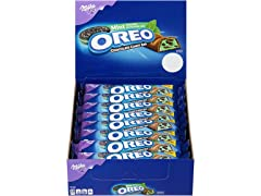 Oreo Mint Chocolate Candy Bar, 24ct