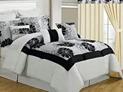 Room-In-A-Bag 24-Pc Madison Set-2 Sizes