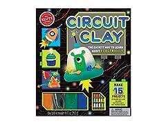 Klutz K810636 Circuit Clay