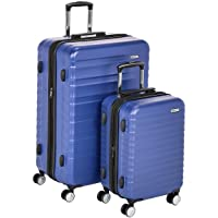 AmazonBasics Premium Hardside Spinner 2-Pcs Luggage 28-In Open Box Deals