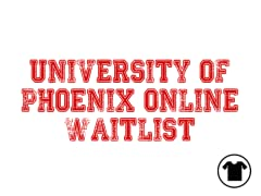 University of Phoenix Online Waitlist