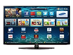 "Samsung 32"" 1080p LED Smart TV w/ Wi-Fi"