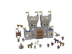 K'NEX True Legends Castle Clash Play Set