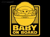 50 year-old Baby on Board