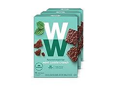 WW Mint Cookie Crunch Mini Bar