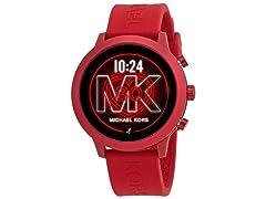 MK Gen 4 Sofie HR Red Smartwatch MKT5073