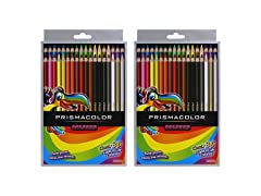 Prismacolor Colors Scholar Color Pencil Set