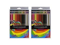 Prismacolor Colors Scholar Color Pencil Set