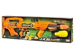 Jam Blaster w/2-Missiles