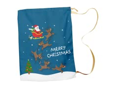 """Merry Christmas"" Large Gift Sack"