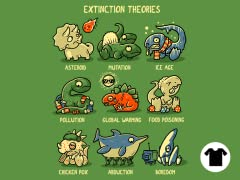 Extintion Theories