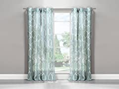 Arcadia Panels - Set of 2 - 4 Colors