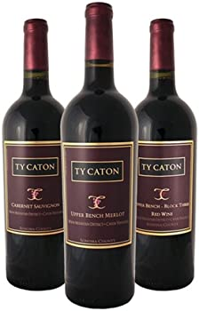 3-Pk. Ty Caton Mixed Red