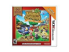 Nintendo Selects Animal Crossing