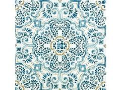 Peel & Stick Floor Tiles, Fontaine