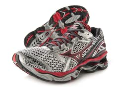 Mizuno Wave Creation 12 - Silver/Red