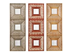 Medina 3-Piece Mirror Set