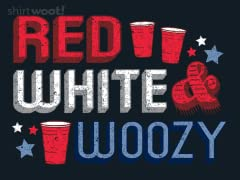 Red, White, & Woozy