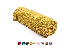 mimixiong Knit Toddler Blanket