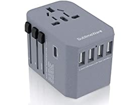 SublimeWare Travel Adapter (Your Choice Color)