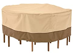 Patio Set Cover, 54 by 23-Inch