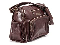 Ju-Ju-Be: Be Fabulous Diaper Bag- Brown