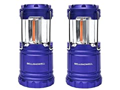Bell + Howell TacLight Lantern (2-Pk)
