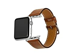 iPM Leather Watch Strap Replacement Band
