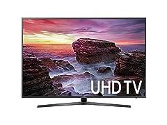"Samsung 58"" LED 4K UHD 6 Series Smart TV"