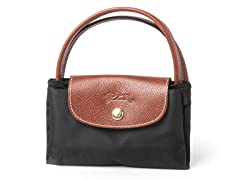 Longchamp Le Pliage Small Handbag, Black