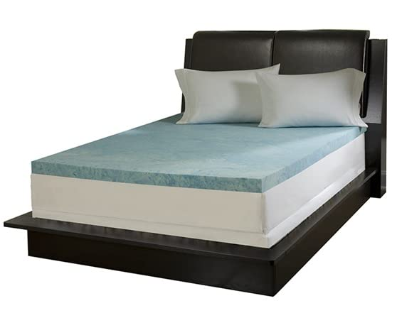 Simmons Curv 3 Memory Foam Mattress Toppers Your Choice Simmons Curv 3 Memory Foam Mattress