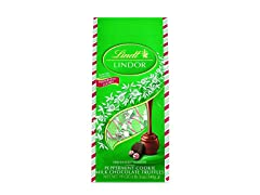 Lindt Peppermint Cookie Truffle Bag