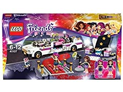 Lego Friends Pop Star Limo Set