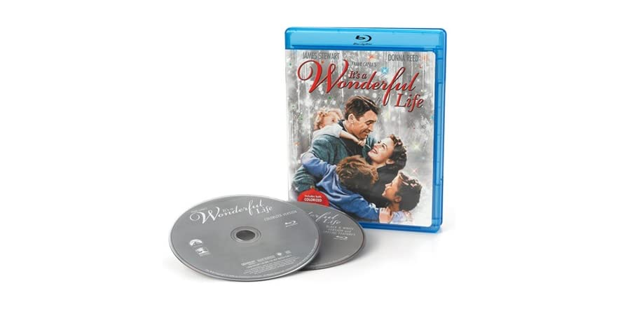 It 39 S A Wonderful Life Blu Ray