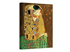 Klimt 'The Kiss'  (2 Sizes)