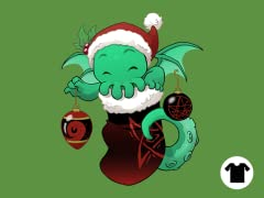 Cthulhu Stocking Stuffer