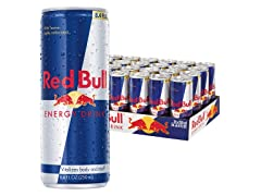 Red Bull Energy Drink, 24 ct