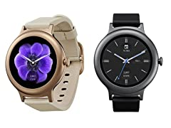 LG Watch Style W270 - Rose Gold or Titanium