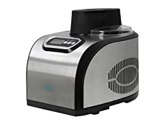 NewAir 1.5 Qt. Ice Cream & Sorbet Machine