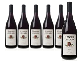 Hansen Cellars Pinot Noir (6)