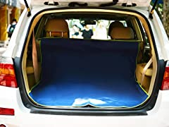FurryGo Pet Cargo Cover for Van/SUV
