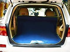 FurryGo Pet Cargo Cover for Van/SUV