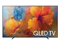 "Samsung Q9F 75"" Class HDR UHD Smart QLED TV"