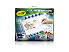 Crayola Light-up Tracing Pad, Blue