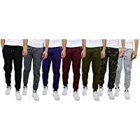 3-Pack Galaxy by Harvic Men's Assorted Joggers Deals